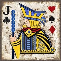 Jack of Clubs Fine-Art Print
