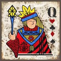 Queen of Hearts Fine-Art Print