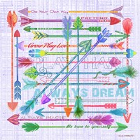Arrows Fine-Art Print