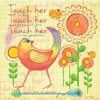 Lil Bird I Fine-Art Print