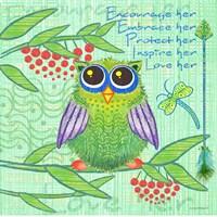 Lil Bird II Fine-Art Print