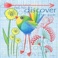 Lil Bird III Fine-Art Print