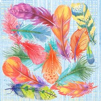 Lil Bird Feathers Fine-Art Print
