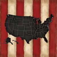 United States Fine-Art Print