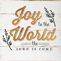Joy to the World Fine-Art Print