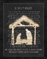 O Holy Night I Fine-Art Print