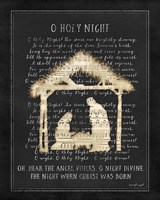 O Holy Night I Fine-Art Print