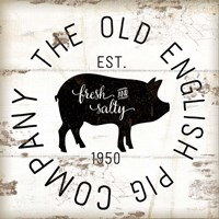 The Old Pig Company Fine-Art Print