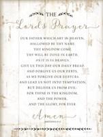 The Lord's Prayer Fine-Art Print