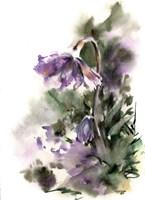 Purple Floral Fine-Art Print