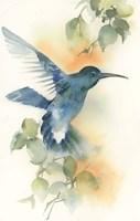 Flying Around II Fine-Art Print