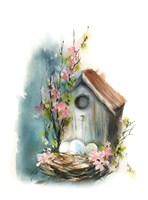 Bird House Fine-Art Print