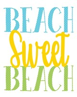 Beach Sweet Beach Fine-Art Print
