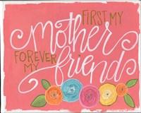 First My Mother Fine-Art Print