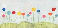 Flower Garden Fine-Art Print