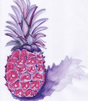 Purple Pineapple Fine-Art Print