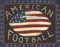 American Football Fine-Art Print