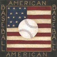 American Baseball Fine-Art Print