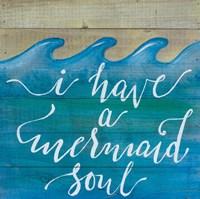 Mermaid Soul Fine-Art Print