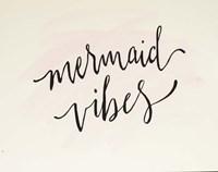 Mermaid Vibes Fine-Art Print