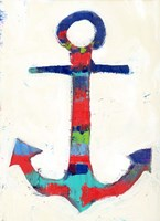 Anchor Stripe Fine-Art Print