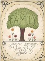 Family Tree Fine-Art Print