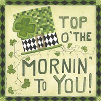 Top of the Morning Fine-Art Print