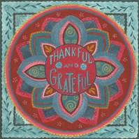 Thankful and Grateful Fine-Art Print