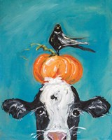 Cow and Friends Fine-Art Print