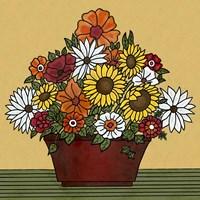 Autumn Bouquet Fine-Art Print
