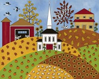 Autumn Tapestry Fine-Art Print