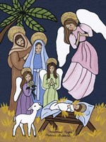 Christmas Night Fine-Art Print