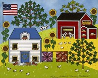 Country Meadows Fine-Art Print