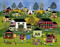 Farmers Market Fine-Art Print