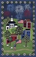 Happy 4Th Of July Fine-Art Print