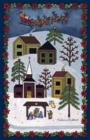 Happy Christmas Fine-Art Print