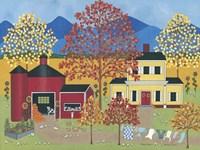 Hermans Farm Fine-Art Print