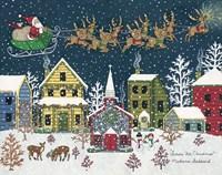 Snow For Christmas Fine-Art Print
