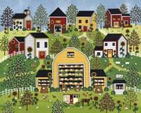 The Chicken Barn Fine-Art Print