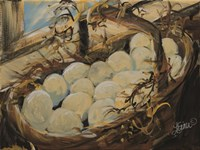 Egg Basket Fine-Art Print