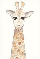 Gerry Giraffe Fine-Art Print