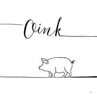 Underlined Farm V Fine-Art Print
