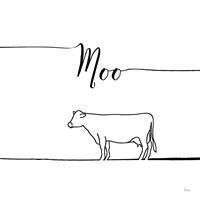 Underlined Farm VII Fine-Art Print