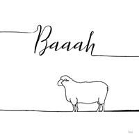 Underlined Farm VI Fine-Art Print