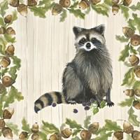Woodland Critter V Fine-Art Print