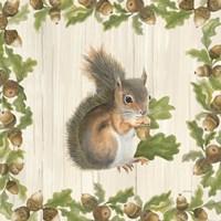 Woodland Critter I Fine-Art Print