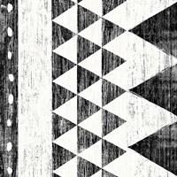 Patterns of the Savanna I BW Fine-Art Print