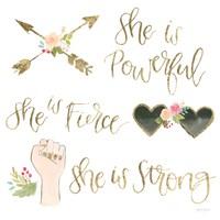 Girl Power IV Fine-Art Print