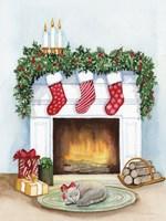 Night Before Christmas V Fine-Art Print