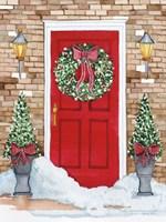 Night Before Christmas I Fine-Art Print